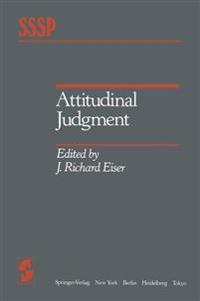 Attitudinal Judgment
