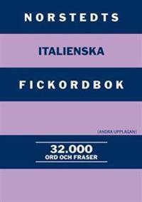 Norstedts italienska fickordbok - Italiensk-svensk/Svensk-italiensk