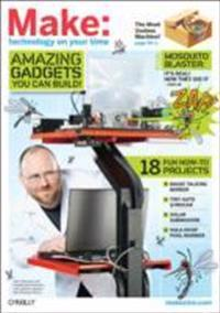Make: Technology on Your Time, Volume 23