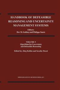 Handbook of Defeasible Resoning and Uncertainty Management Systems