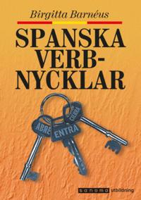 Spanska verbnycklar