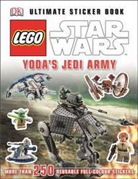 LEGO (R) Star Wars (TM) Yoda's Jedi Army Ultimate Sticker Book