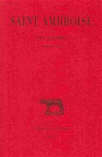 Saint Ambroise, Les Devoirs. Tome II: Livres II Et III