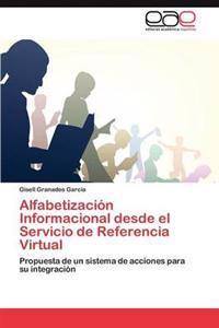 Alfabetizacion Informacional Desde El Servicio de Referencia Virtual