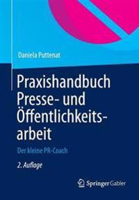 Praxishandbuch presse- und offentlichkeitsarbeit