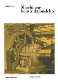 Maschinenkonstruktionslehre