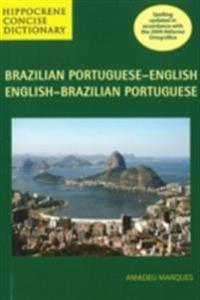 Hippocrene Concise Brazilian Portuguese-English