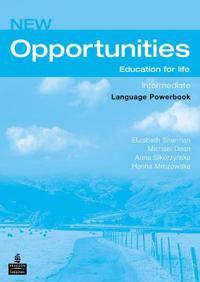 Opportunities global intermediate language powerbook ne