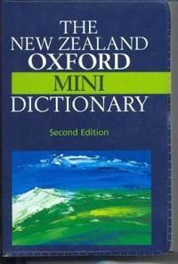 New Zealand Oxford Mini Dictionary