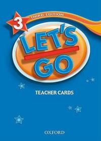 Let's Go 3 Teacher's Cards