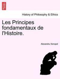 Les Principes Fondamentaux de L'Histoire.