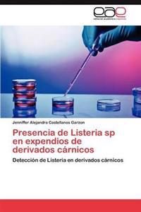 Presencia de Listeria Sp En Expendios de Derivados Carnicos