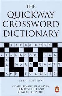 Quickway Crossword Dictionary