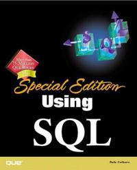 Special Edition Using SQL