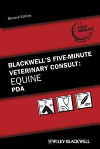 Blackwell's Five-Minute Veterinary Consult: Equine PDA