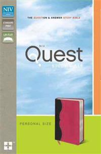 Quest Study Bible-NIV-Personal Size