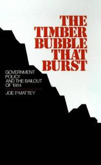 The Timber Bubble That Burst