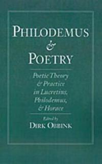 Philodemus and Poetry