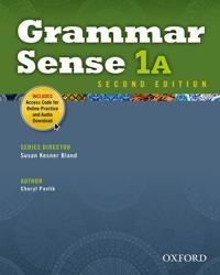 Grammar Sense 1A
