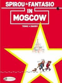 Spirou & Fantasio in Moscow