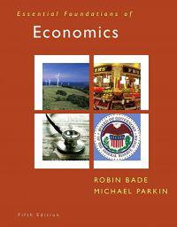 Essential Foundations of Economics