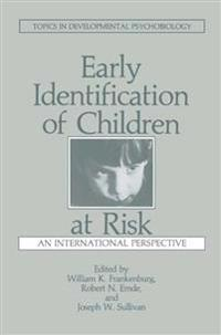 Early Identification of Children at Risk