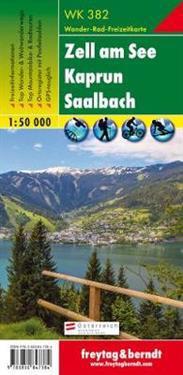 Zell am See, Kaprun, Saalbach