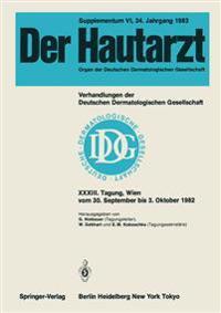 Verhandlungen der Deutschen Dermatologischen Gesellschaft