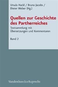 Quellen Zur Geschichte Des Partherreiches