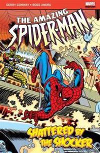 Amazing spider-man - shattered by the shocker