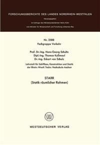 Starr, Statik Räumlicher Rahmen