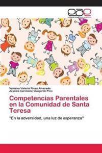 Competencias Parentales En La Comunidad de Santa Teresa