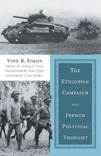 The Ethiopian Campaign and French Political Thought