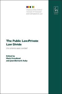 The Public Law/Private Law Divide