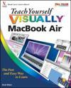 Teach Yourself VISUALLYTM MacBook AirTM