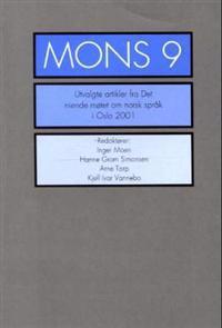 Mons 9 -  pdf epub