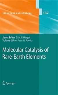 Molecular Catalysis of Rare-Earth Elements