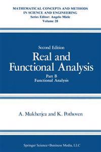 Real and Functional Analysis, Part B