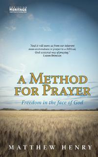 A Method for Prayer