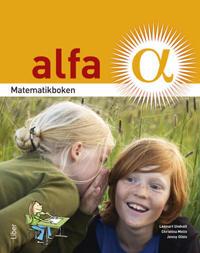 Matematikboken Alfa Grundbok