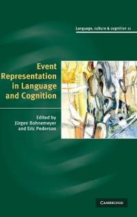 Language Culture and Cognition