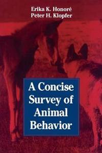 A Concise Survey of Animal Behavior