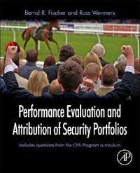Performance Evaluation and Attribution of Security Portfolios