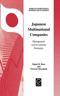 Japanese Multinational Companies
