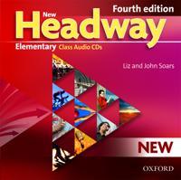 New Headway: Elementary B1: Class Audio CDs