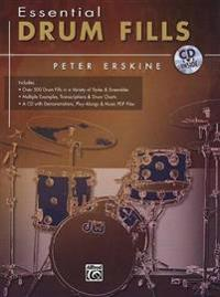 Essential Drum Fills [With CD]