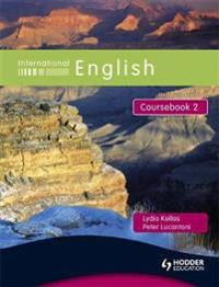 International English, Coursebook 2