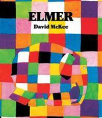 Elmer -  - böcker (9780862642082)     Bokhandel