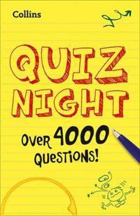 Collins Quiz Night