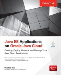 Java EE Applications on the Oracle Java Cloud